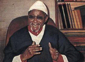 Amadou Hampâté Bâ, photo: Site officiel du festival Afrique en création