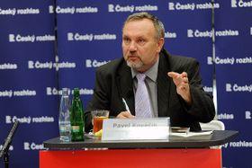 Pavel Kováčik (Foto: Filip Jandourek, Archiv des Tschechischen Rundfunks)