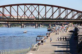 Náplavka, photo: Barbora Němcová
