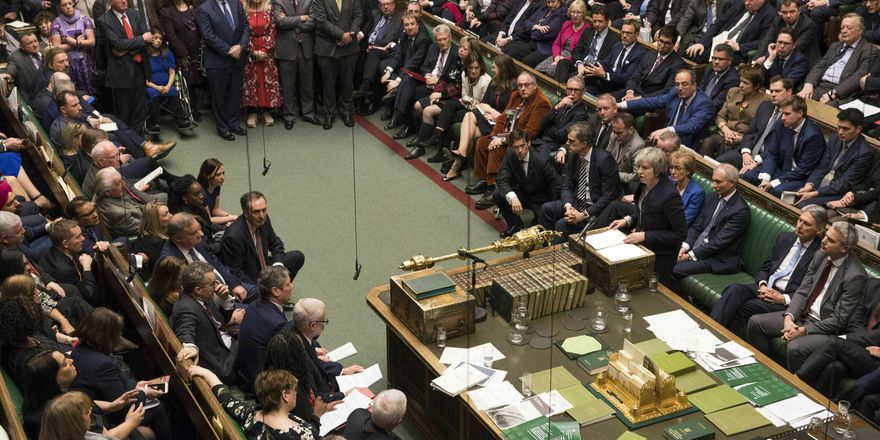 Photo: Mark Duffy, House of Commons ČTK/AP