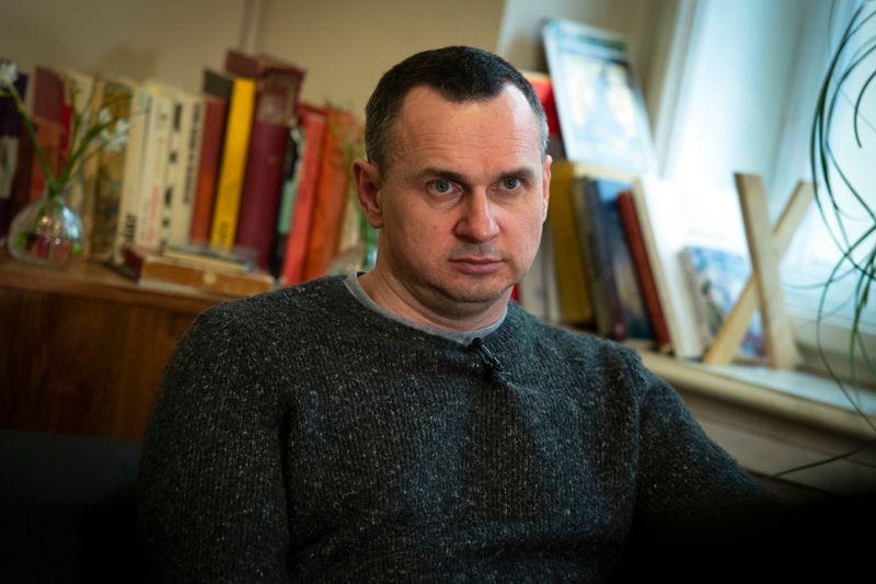 Олег Сенцов, фото: ČTK/Šulová Kateřina