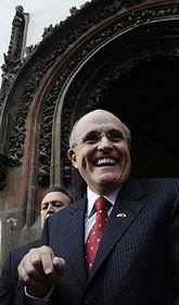 Rudolph Giuliani (Foto: CTK)