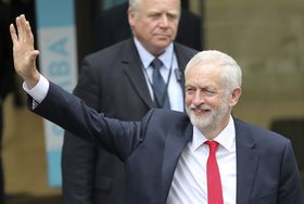 Jeremy Corbyn, photo: CTK
