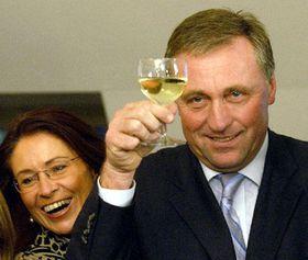 Mirek Topolánek (Partido Cívico Democrático), foto: CTK