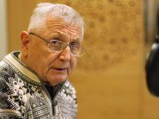 Jiří Menzel, foto: Jan Bartoněk, archiv ČRo