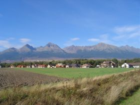 Tatra Mountains, photo: Kristian Slimak, Wikimedia Commons, CC BY-NC 3.0