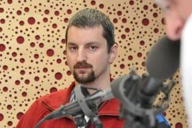 Petr Kadlec, foto: Marián Vojtek, ČRo