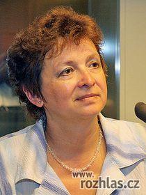 Vladimíra Dvořáková (Foto: Šárka Ševčíková, Archiv des Tschechischen Rundfunks)