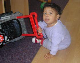 Цыганский ребенок (Фото: Анна Полакова)