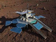 El rover dela misión ExoMars 2018, foto: ESA