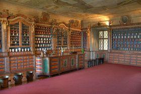 La Farmacia de la Granada, foto: página oficial del Hospital de Kuks