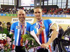 Petr Lazar et Alois Kankovsky, photo: CTK