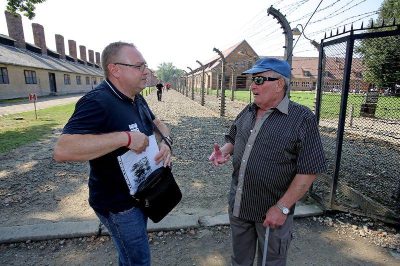 Pavel Baroch y Jiří Fišer, foto: Karel Šanda