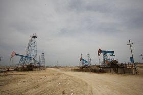 Puits de pétrole, photo : Indigoprime, CC BY 2.0
