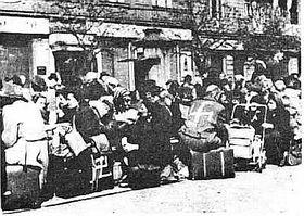 Vertreibung der Sudetendeutschen aus der Tschechoslowakei