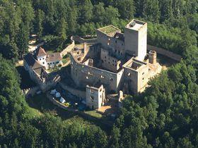 El Castillo de Landštejn, foto: Kralpilot, Wikimedia Commons, CC BY-SA 3.0