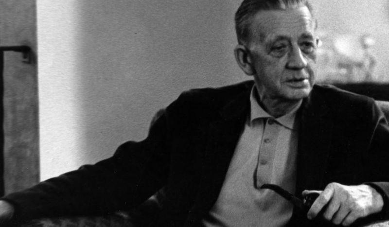 Ferdinand Peroutka, photo: Archives de Radio Free Europe / Radio Liberty