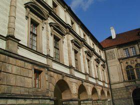 Palacio de Nelahozeves, foto: Archivo de Radio Praga
