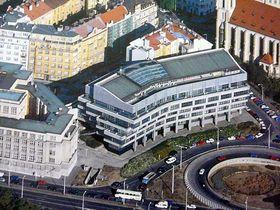 Здание административного центра Galileo в Чешской Республике