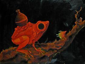 Pintura de Giovanni Acevedo