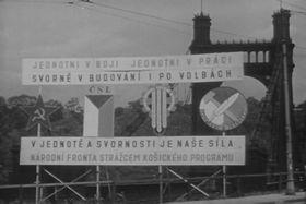 Propagation der Nationalen Front (Foto: Public Domain)
