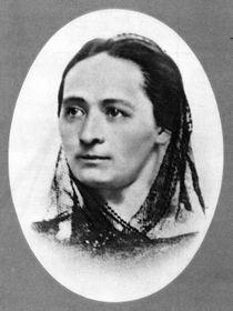 Daguerreotype of Božena Němcová in 1850, photo: Public Domain
