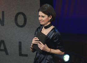 Bianca Bellová, photo: ČTK