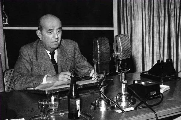 Jan Masaryk (Foto: Archiv des Tschechischen Rundfunks)