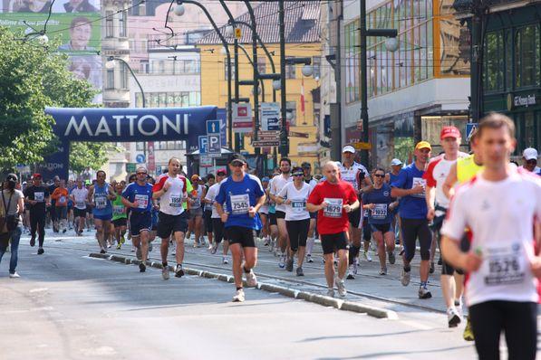 Marathon de Prague, photo: Štěpánka Budková