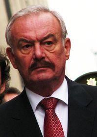 Vicepresidente del Senado, Přemysl Sobotka