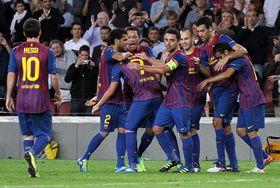 F. C. Barcelona, foto: ČTK