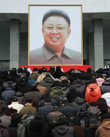 Kim Jong-Il, photo: CTK