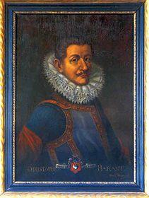 Kryštof Harant de Polžice et Bezdružice