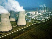 Nuclear power station in Dukovany