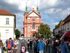 Foto: ZMST / páginas web oficiales de Národní svatováclavská pouť