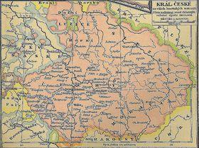 Las tierras checas en tiempo de las guerras husitas