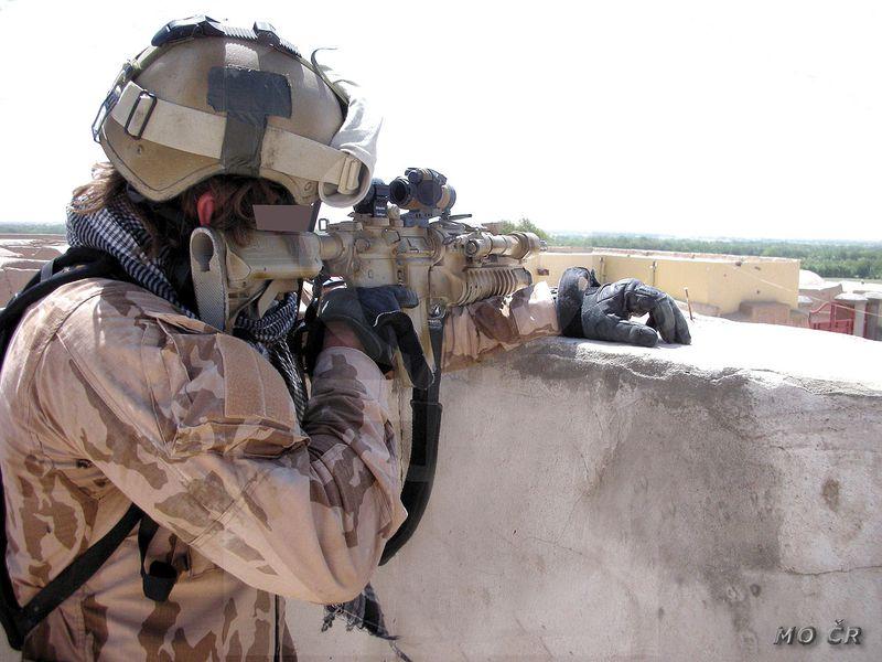 Foto: archivo del Ministerio de Defensa