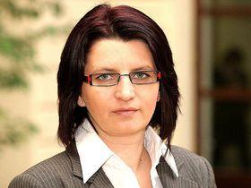 Marta Selicharová, foto: Archivo de Correos Checos