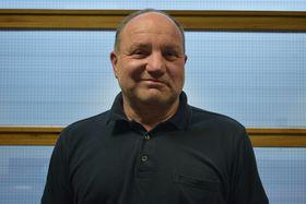 Zdeněk Troup (Foto: Ondřej Tomšů)