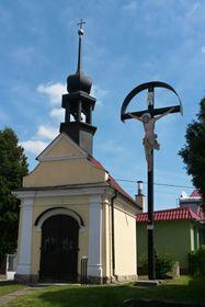 Pestkapelle in Nový Jičín (Foto: Petra Štrymplová, Archiv des Tschechischen Rundfunks)