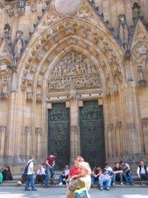 La cathédrale St Guy