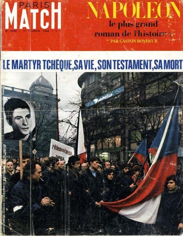 Paris Match, photo: Archives d'ABS