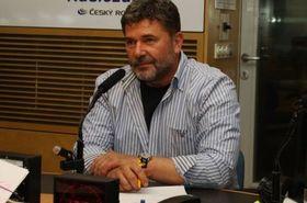 Jan Kalvoda, foto: Anna Duchková, ČRo