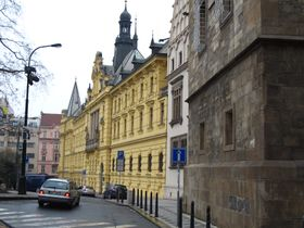 El Tribunal Municipal de Praga, foto: Kristýna Maková, Archivo de ČRo - Radio Praga