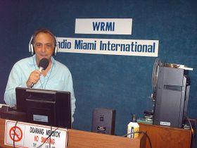 Radio Miami Internacional, foto: Archivo de WRMI
