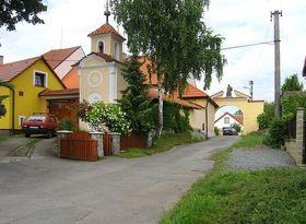 Knezeves u Prahy, foto: Packa, CC BY-SA 3.0 Unported