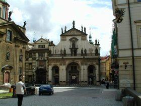 Iglesia de San Clemente, foto: Archivo de ČRo 7 - Radio Praga