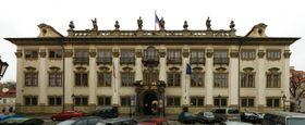 Gebäude des tschechischen Kulturministeriums (Foto: Ludek, Wikimedia Commons, CC BY-SA 3.0)