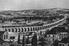 Виадук Негрелли, 1854