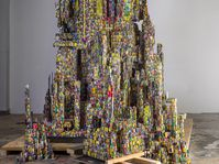 Krištof Kintera - 'Out of Power Tower', photo: archive of Museum of Decorative Arts